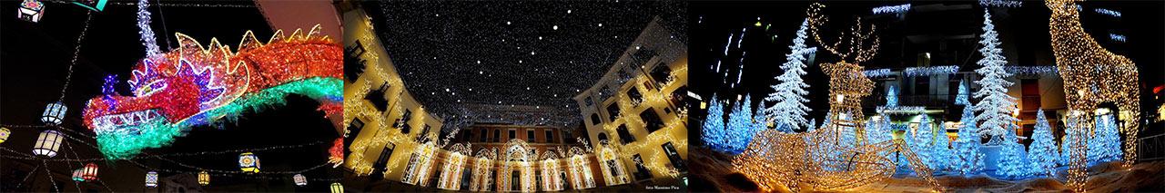 Hotel Costiera Amalfitana Luci d'Artista Salerno